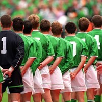 Should Republic of Ireland players have to sing the national anthem?