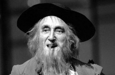 Oliver! star Ron Moody has died