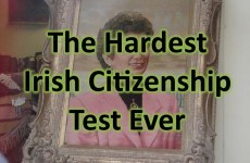 The Hardest Irish Citizenship Test Ever