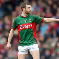 Until James Horan came in you could choose the chipper over the gym according to Keith Higgins