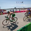Ireland's Aileen Reid got a 'reality check' at the European Games today