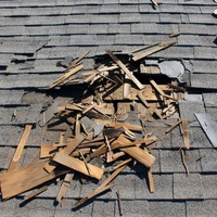 Three Irish men have been jailed for running a rooftop repair scam on the elderly