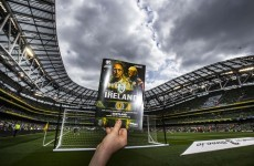FAI shredded match programmes to remove Delaney comments on Fifa