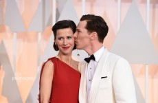 It's a boy! Benedict Cumberbatch and wife Sophie have welcomed a snapper