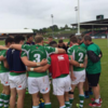Rapid and steady progress continues for Irish 7s with 2nd place finish for Wolfhounds