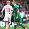 'Naismith refereed the game for most of it' - O'Neill unhappy with officiating