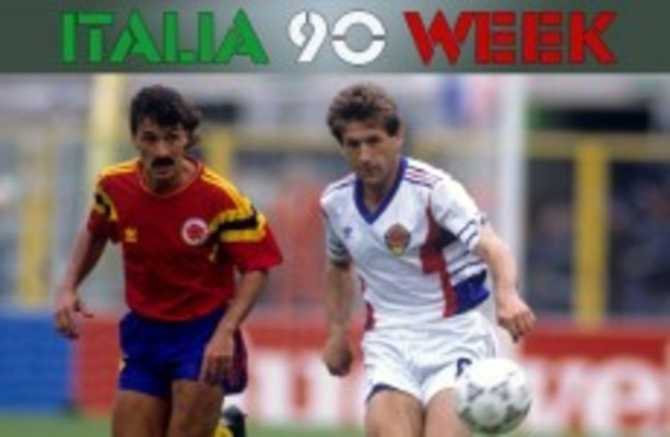 5c9d3f971 A definitive ranking of the 10 best jerseys at Italia 90 · The42