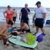 'Nightmarish' scene as two teens lose limbs in nearby shark attacks