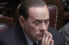 Berlusconi: 'Italy makes me feel like puking'
