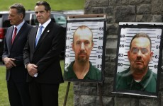 Search for on-the-run prisoners: 'They could be nearby... or they could be in Mexico by now'