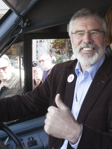 Why Sinn Féin is more ready than anyone else for an election