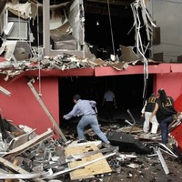 Mexican police agent arrested during casino fire probe