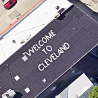 This guy went to great lengths to prank airline passengers flying over his house