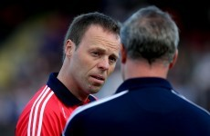 Injury-hit Cork name U21 hurling team to face Waterford