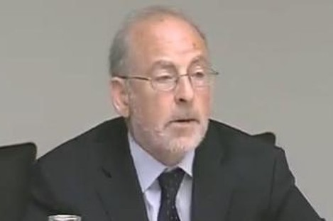 Central Bank Governor Patrick Honohan speaking this morning at the Oireachtas Finance Committee.