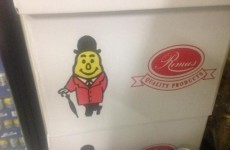 Mr Tayto's evil twin has been spotted in Malta...