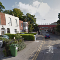 Man taken to hospital after attack by burglars in the middle of the night