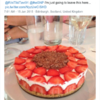 Scottish politicians brilliantly tried to win the support of this woman with free cake
