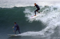 The surf report: swell September weekend ahead