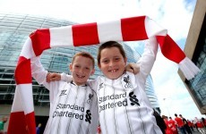 Liverpool are coming to Dublin this summer and tickets are already selling fast
