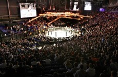 The UFC look set to announce their return to Dublin this year