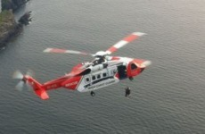 A man has died after falling overboard from a fishing boat in Donegal