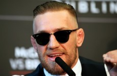 An LA folk singer has written a song about McGregor and it's not bad at all