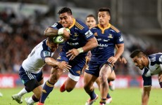 Analysis: Leinster-linked Brown drives sensational Highlanders attack