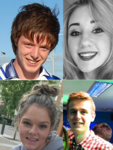 'We will all share the loss': Tributes paid to Irish students tragically killed in balcony collapse