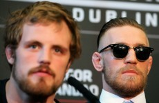 McGregor is capable of beating Aldo by submission, insists Gunnar Nelson