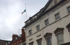 Government buildings are flying their flags at half mast as a nation mourns