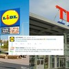 Tesco and Lidl threw some mortifying shade at each other on Twitter