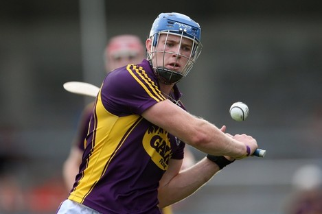 Guiney has starred for Wexford since his breakthrough.