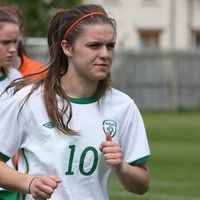 A week after completing her Leaving Cert, Jamie Finn will lead Ireland at the Euros