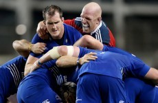 Leinster to face Toulon-bound Paul O'Connell in Champions Cup pool stage