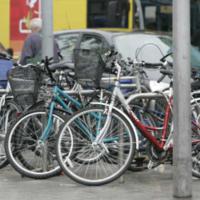Nearly 7,000 bikes were stolen in Ireland last year
