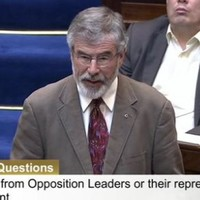 """Gerry Adams says there were """"serious conflicts of interest"""" in Clerys sale"""