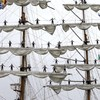 One of the world's biggest tall ships just sailed to Ireland from Mexico