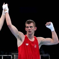 Two of Ireland's top boxers progress at European Games