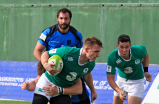 Inexperienced Emerging Ireland side labour to victory over Uruguay