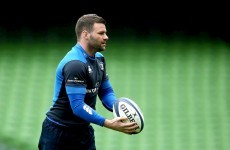 Fergus McFadden summed up Leinster's Champions Cup draw with one perfect tweet