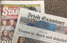 Galway newsagent removed two papers from shelves in protest of 'insensitive' Berkeley images