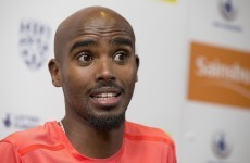 Mo Farah missed two drug tests before London 2012 double gold - reports
