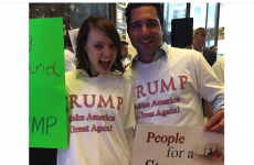 Donald Trump apparently paid actors to cheer him on at his presidential campaign launch