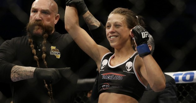 Rousey and McGregor are big fans so why is nobody talking about the UFC's other female champion?