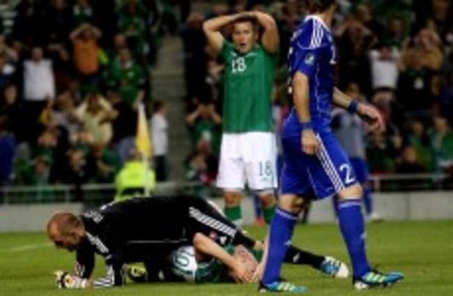 As it happened: Ireland v Slovakia