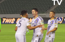 'The king is back' - Robbie Keane hits hat-trick for LA Galaxy
