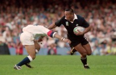 It's the 20-year anniversary of this unforgettable Jonah Lomu try