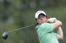 McIlroy shares European Masters lead at 8 under