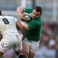 IRFU decline to comment amid Cian Healy World Cup fears